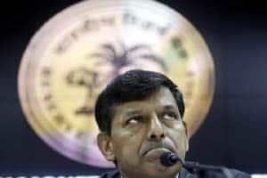 Raghuram rajan, rbi policy