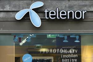 As part of the network upgrade, Telenor has been swapping the radio network equipment across the 25,000 sites it operates.  (Reuters Photo)