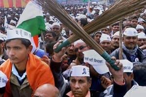 Arvind Kejriwal, aam aadmi party, aap news, Prashant bhushan, pakistan jit, narendra modi, modi government, Dharna parties