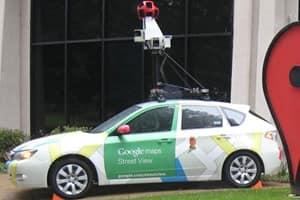 Google Street View, Google Street View India