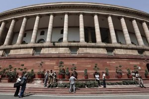 While the first week of the Session saw intense debates over Dalit atrocities in Gujarat and Dayashankar's derogatory remark against Mayawati, the second week is scheduled for the discussion of the crucial GST Bill. (Reuters)